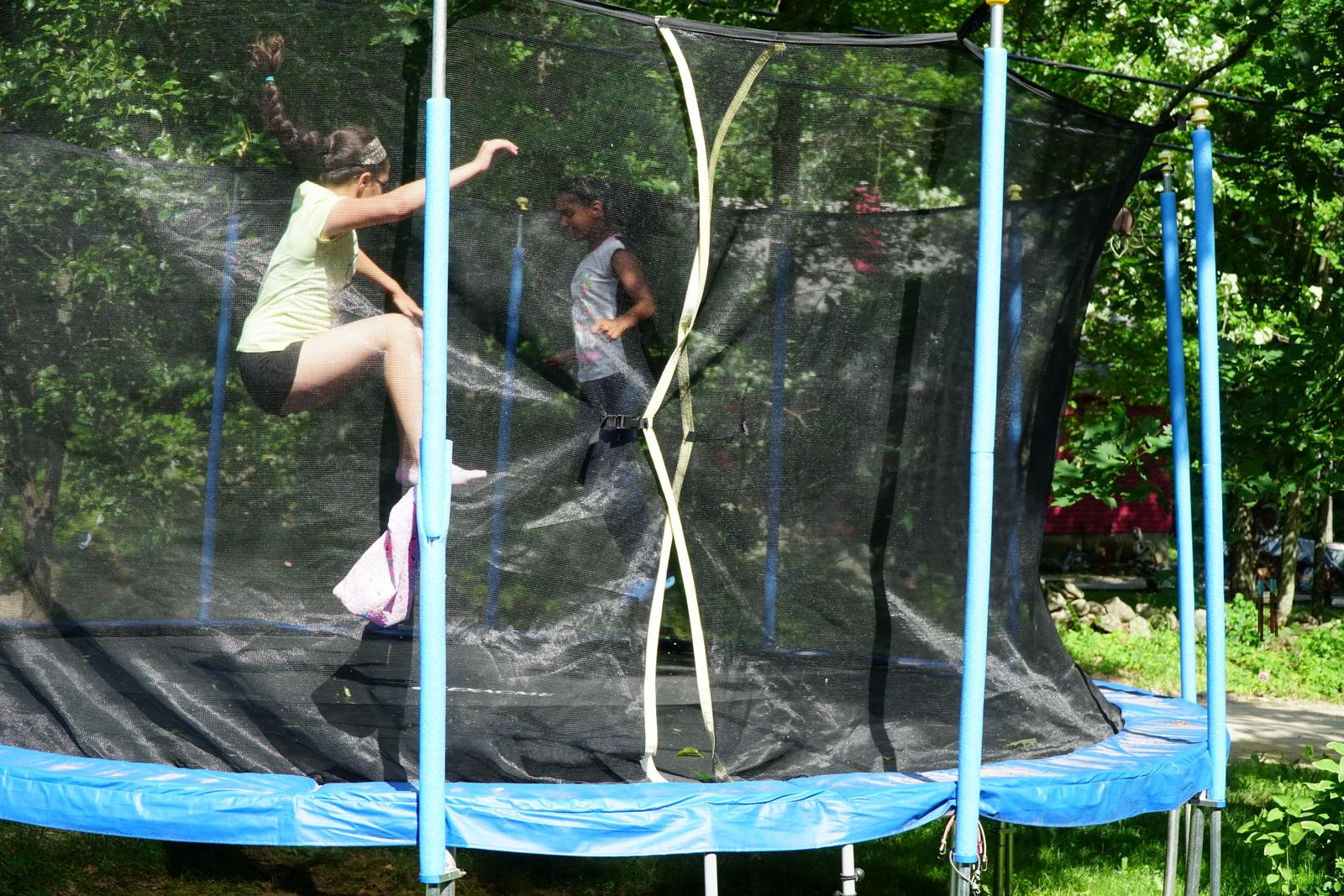 Anura Guruge Sony a6500 Alton trampoline July 2017 New Hampshire