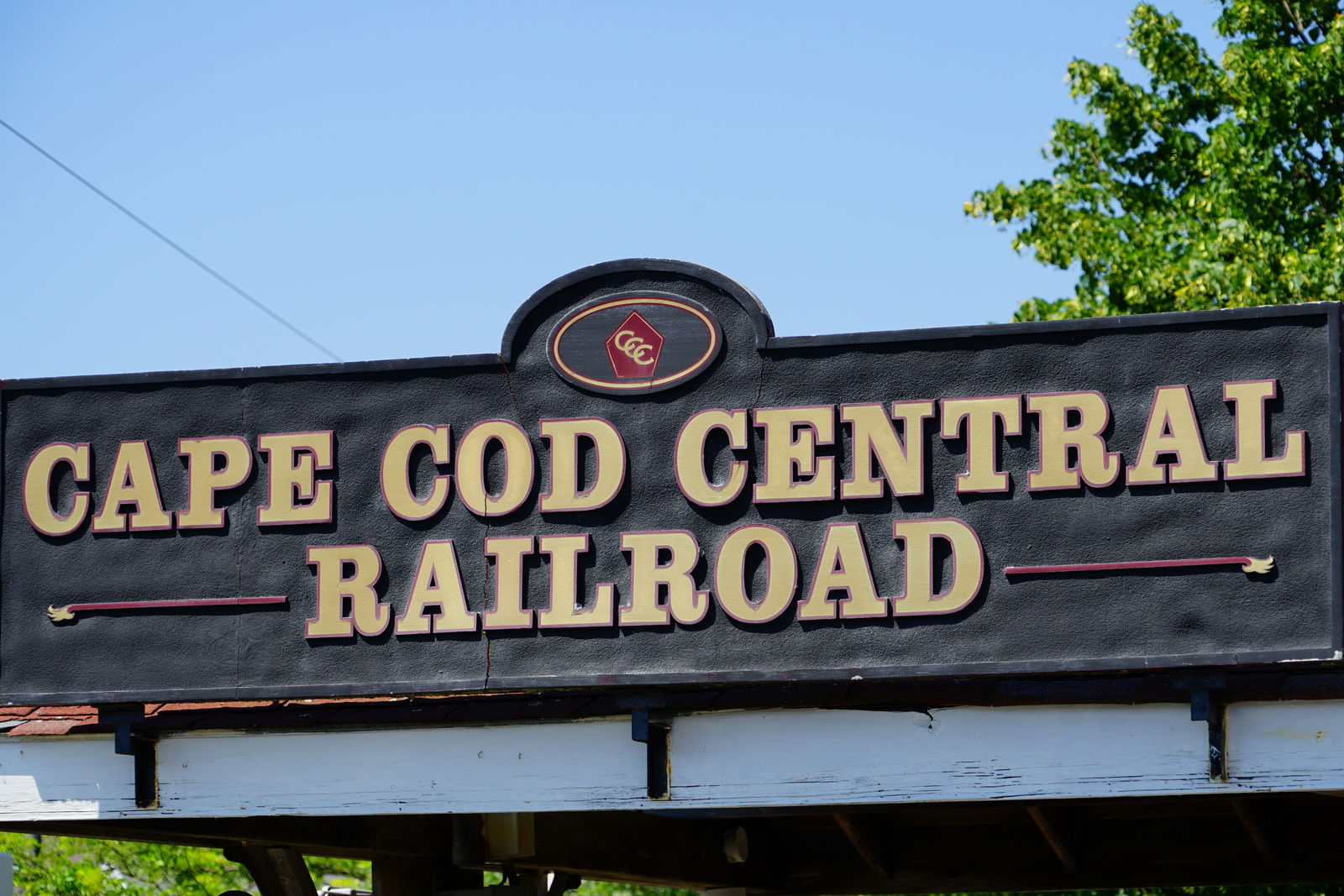 Cape Cod Central Railway Anura Guruge Sony a7II